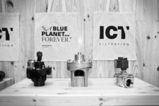 A blue Planet forever by ICT FILTRATION